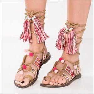 Sam Edelman Shoes - 🆕 Sam Edelman x Anthropologie tribal boho sandal